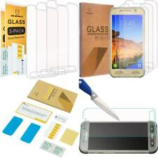 Highly Durable Active Tempered Glass Samsung Galaxy S7 Thin Screen Protect 3 Pcs