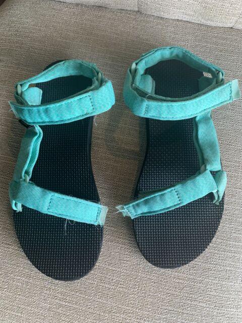 Women's Teva Original Universal Sandal Green Aztec 1003987 EF03116B Size 8