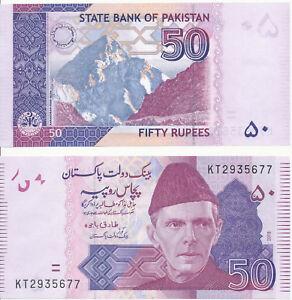 Pakistan-50-Rupees-2018-UNC-Pick-NEW