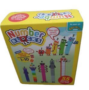 Genuine-Number-blocks-CBeebies-Numberblocks-1-10-gift-Autism-home-schooling