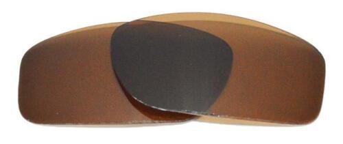 Sole Da Oakley Per Bronzo Ricambio Lenti Nuovo Chainlink Occhiali Polarizzato qwAz6xPf