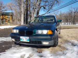 1996 BMW 328is coupe