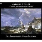 Antonio Vivaldi - Vivaldi: l'Orchestra di Dresda, Vol. 1 (2013)