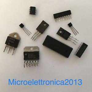 TDA 2010 CIRCUITO INTEGRATO NF AMPL 18V 3,5A 12W TDA2010