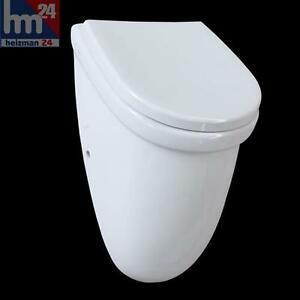 vitra urinal mit deckel wei zulauf v hinten 4017b003d6034 wandh ngend pissoir. Black Bedroom Furniture Sets. Home Design Ideas