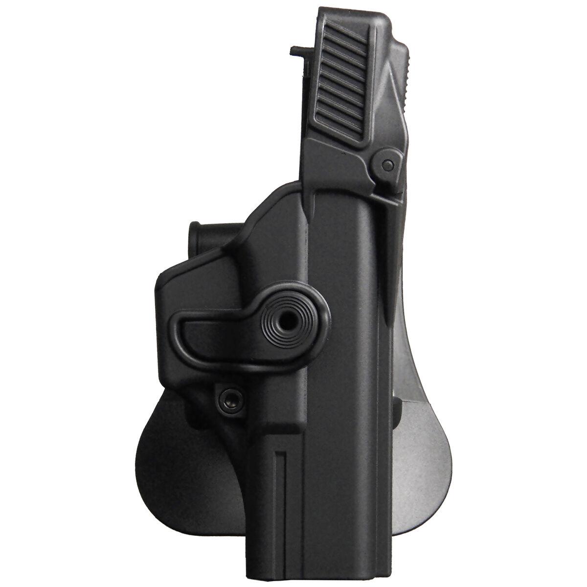 IMI Defense nivel 3 retención Pistolera Para Glock 17 22 28 31-imi-z1410