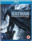 Batman Dark Knight Returns Part 1 Blu Ray (uk) Animated Movie 2012 Region 0
