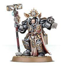Warhammer 40k Triumvirate Grey Knights Grand Master Voldus, Warden *NoS*