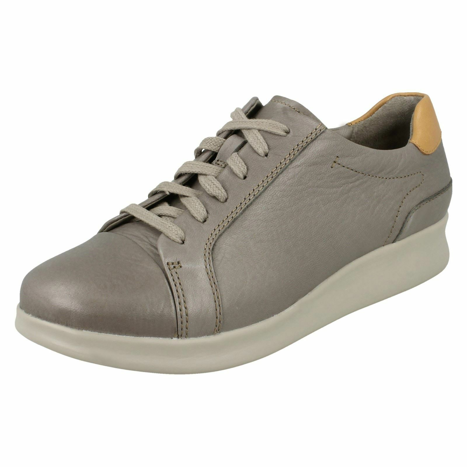 Ladies Unstructured By Clarks Casual shoes 'Un Flare'