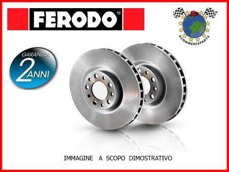 DDF758 Dischi freno Ferodo Ant PEUGEOT BOXER Pianale piatto/Telaio Benzina 199