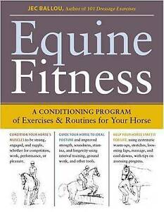 Equine-Fitness-a-Conditioning-Program-by-Ballou-Jec-Aristotle-Paperback-book