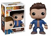 Funko Pop Television: Supernatural Dean Action Figure , New, Free Shipping