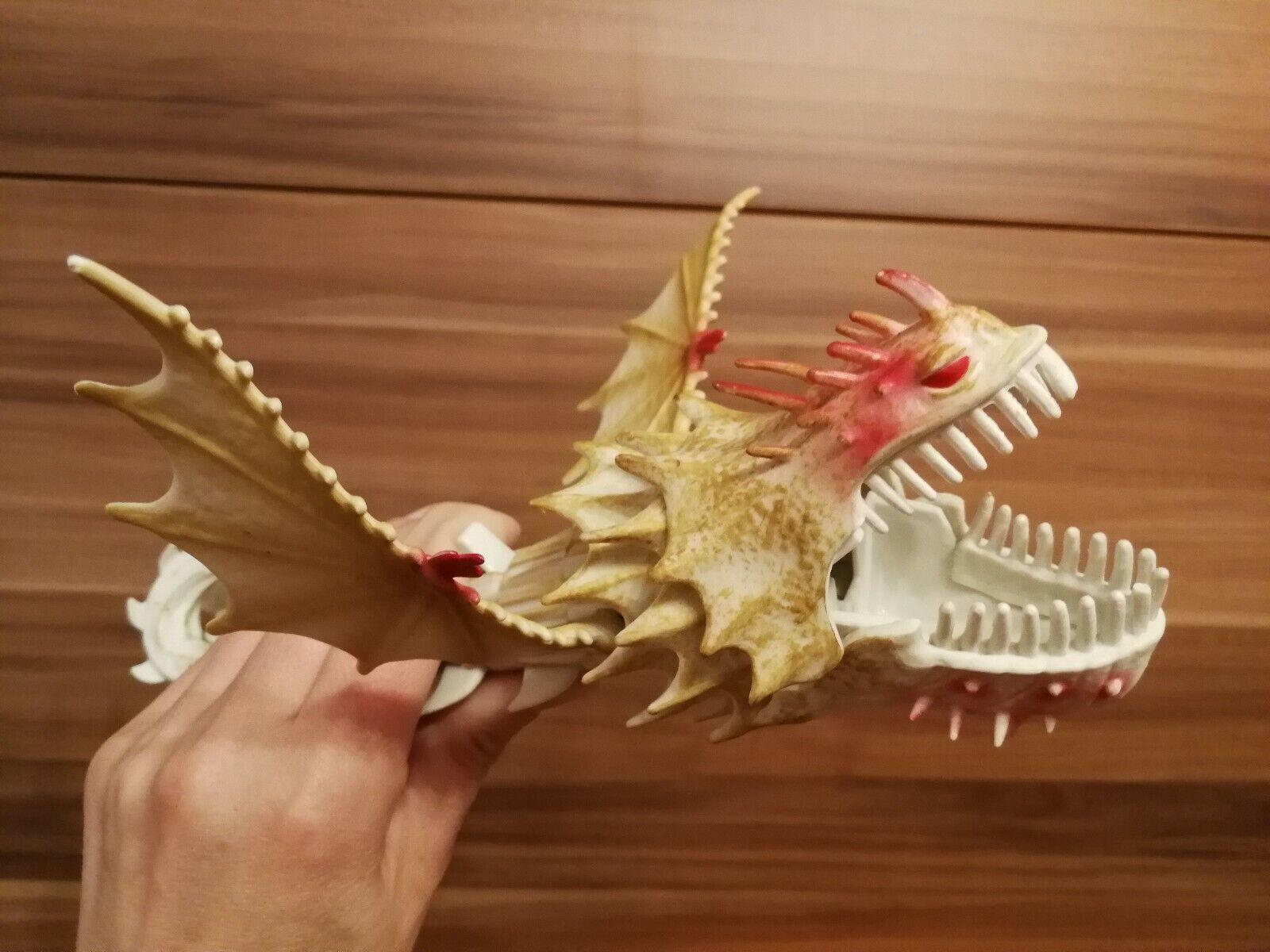 Dragons Drachenzähmen Screaming Death Brüllender Tod RAR