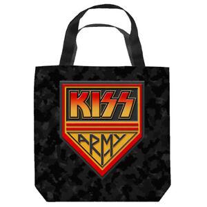 draagtas Army maten Veel Kiss Rock Band l3T1JFKc