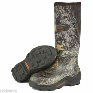 NEW@ Muck Boots Woody Elite Mossy Oak Camo Premium Hunting Boot ...