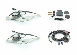Details about Land Rover Defender 110 / 130 - Rear Door Electric Window  Conversion Kit