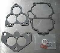 Holley 94 (h-100) Gasket Kit- 94-2100-stromberg 97 Hot Rat Rod Tri Power