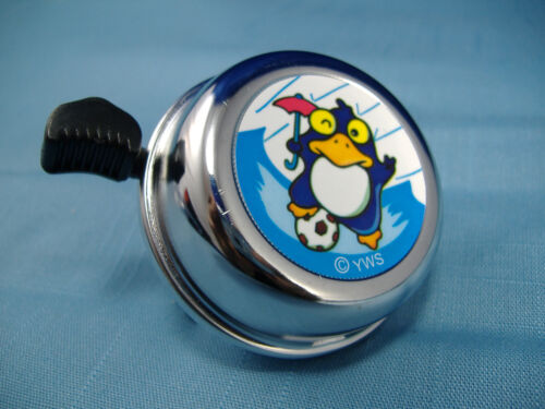 PENGUIN BICYCLE BELL BEACH CRUISER LOW RIDER BIKE CHILDRENS BICYCLE