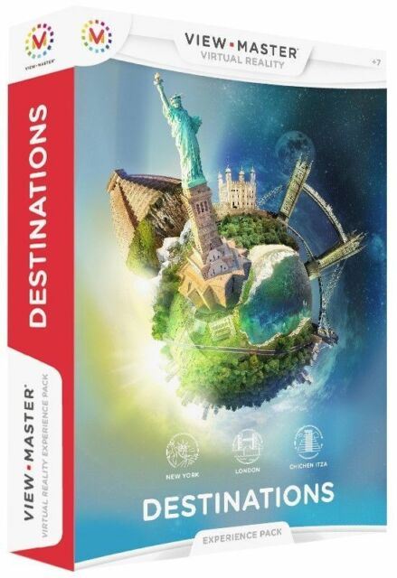 View-Master Experience Pack: Destinations (Smartphone Virtual Reality)