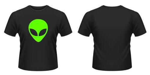 Black X Brand-Alien Head NEW T-Shirt