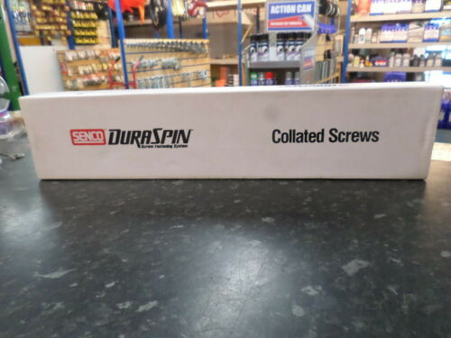 1 boîte = 1000 SENCO Duraspin Drywall//Vis à bois 3.9 x 35 mm 39A35MP