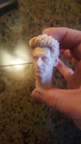 painted or unpainted egon spengler harold ramis head for 12 inch figure new
