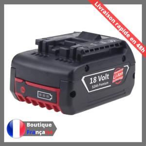 Batterie-Pour-Bosch-Outils-Pro-18V-50Ah-Li-ion-BAT-609-610-618-619-620-621-LED