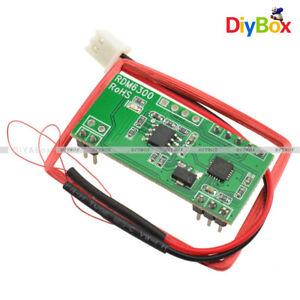 UART 125Khz EM4100 RFID Card Key ID Reader Module RDM6300 (RDM630) F Arduino D