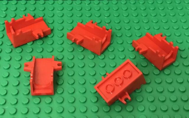 LEGO Red Pirates Minifigure Weapon Cannon Base