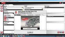 Delphi 2014 R3 for DS150 OBD Scanner TCS CDP+ Pro DS150E Cars & Trucks  2014.3
