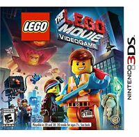 The LEGO Movie Videogame (Nintendo 3DS, 2014) Video Games