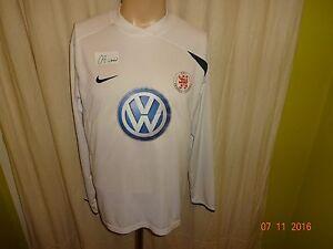 KSV-Hessen-Kassel-Nike-Langarm-Auswaerts-Matchworn-Trikot-2009-10-Nr-16-Gr-M