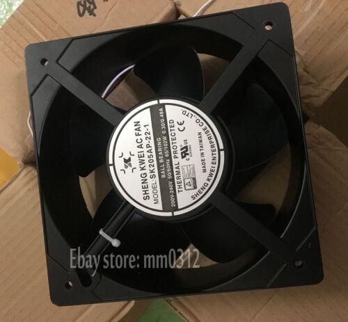 Sheng Kwei AC Fan SK205AP-22-1 205*205*72mm 220 V Ventilateur de refroidissement très bonne qualité