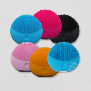 FOREO-LUNA-mini-2-T-Sonic-Facial-Cleansing-Brush-for-All-Skin-Types-No-Box