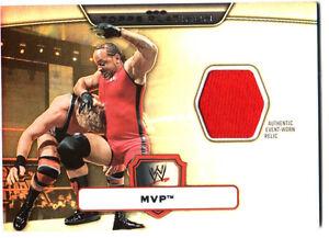 WWE-MVP-2010-Topps-Platinum-Event-Worn-Shirt-Relic-Card