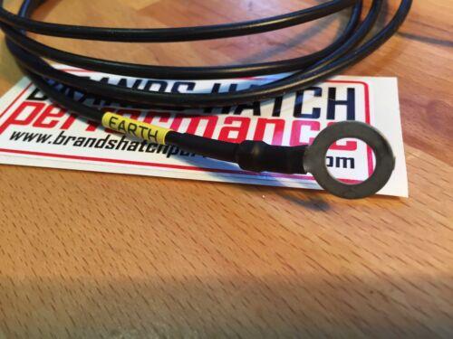 Terminata ed etichettati KIT CAR cavo guaina-EARTH 2M Lunghezza