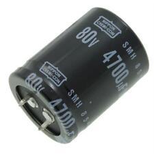 Snap-In Elko Kondensator 4700µF 80V 85°C ; ESMH800VSN472MR40T ; 4700uF