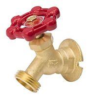 Mueller/b & K 108-004 Outdoor Hose Lawn Faucet 3/4-inch Brass Female Pipe Thread on sale