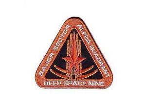 Star-Trek-ecusson-Deep-Space-nine-Bajor-Sector-Star-trek-patch
