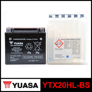 BATTERIA-YUASA-YTX20HL-BS-12-VOLT-18-AMPERE-SIGILLATA-ACIDO-SEALED-ACID