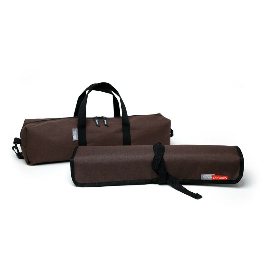 Chefcase marron couteau Roll With Case