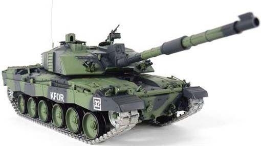 Heng Lungo Radio Telecouomodo SERBATOIO British Chtuttienger 2  Tank 2.4 G Mimetica UK  il più economico