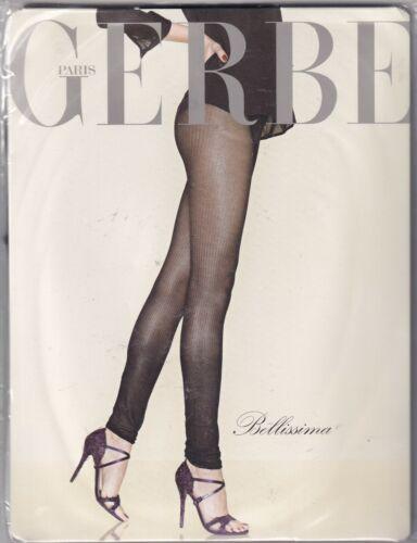 Stiletto. Collant sans pieds GERBE BELLISSIMA coloris Noir