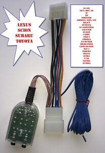 Add-An-Amp-Amplifier-Adapter-Interface-FRS-BRZ-WRX-Impreza-4-Runner-Tacoma-FJ-MR
