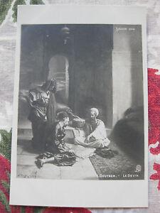 CPA-tableau-Salon-peinture-1906-Deutsch-Le-Devin
