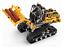 Bausteine-Engineering-Gabelstapler-Transport-Spielzeug-Geschenk-Modell-Kind Indexbild 12