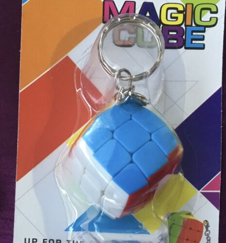 Rubik/'s Cube Set Rubix Speed Puzzle Magic 3X3 Rubic Pack Parti Filler Pour Kid 6
