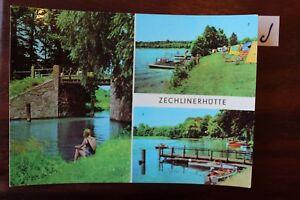 Carte Postale Vue Carte Brandebourg Jagow Pont-afficher Le Titre D'origine