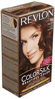 Revlon Colorsilk Haircolor, Medium Golden Chestnut Brown (pack Of 6)