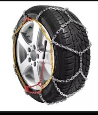ULTIMATE SPEED SNOW CHAIN SET PLASTIC CARRY CASE SIZE 70 TYRE 2 PACK WINTER ICE